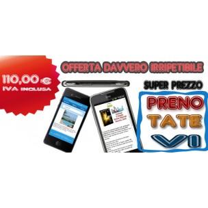 sito web mobile salerno - agenzia web salerno