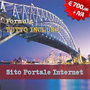 sito portale  web