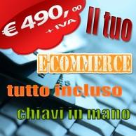 sito web  e-commerce - eshop - salerno