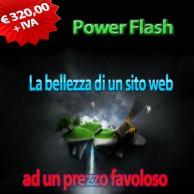 Realizzazione siti web Flash - Salerno